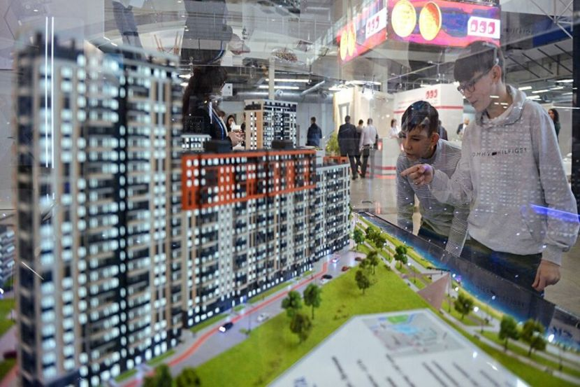 Russian Banks Reduced Mortgage Lending in April by almost 40%