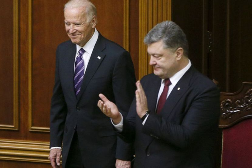 In Ukraine, an Investigation Was Launched due to Wiretapping Conversations of Poroshenko and Biden