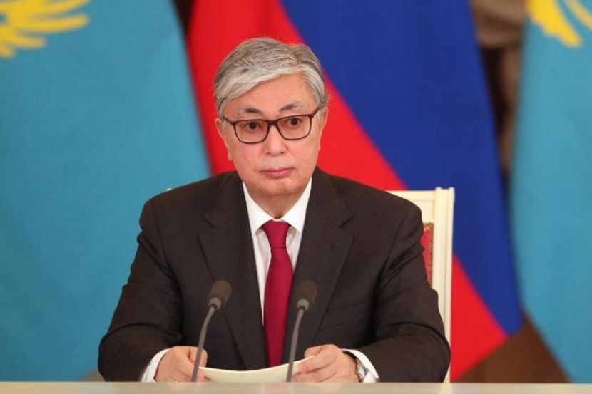 Presidents of Russia and Kazakhstan Discussed the Fight against COVID-19
