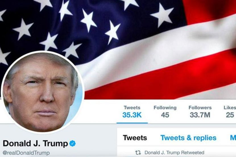 US President Accused Twitter of Censorship and Interference in the Election