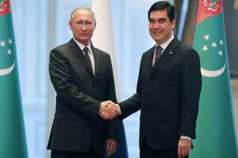 Turkmenistan and Russia Prepare to Sign Energy Memorandum