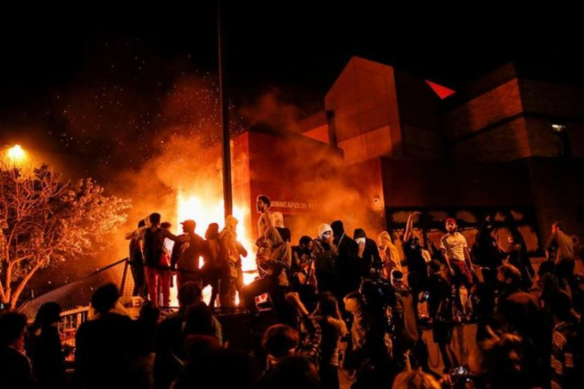 Minneapolis Mayor Declared State of Emergency due to Mass Riots