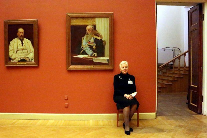 Минкульт пообещал не увольнять музейных работников старше 60 лет