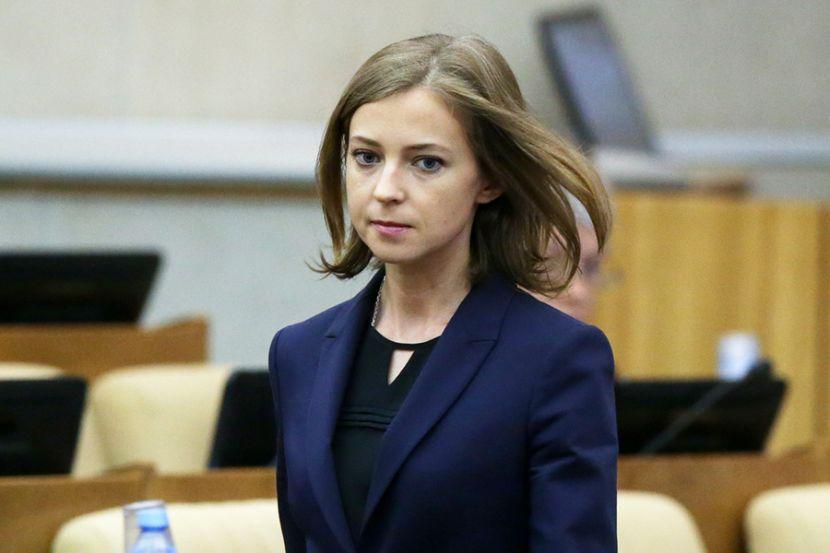 Поклонская отреагировала на заявление пожелавшего смерти крымчанам телеведущего