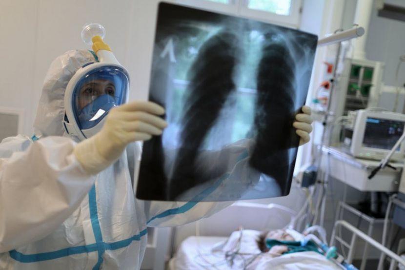 Russia COVID-19 Cases Surge Past 400k