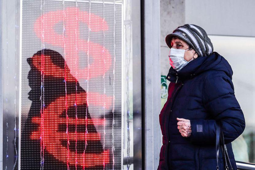 Стали известны потери России от ограничений из-за коронавируса