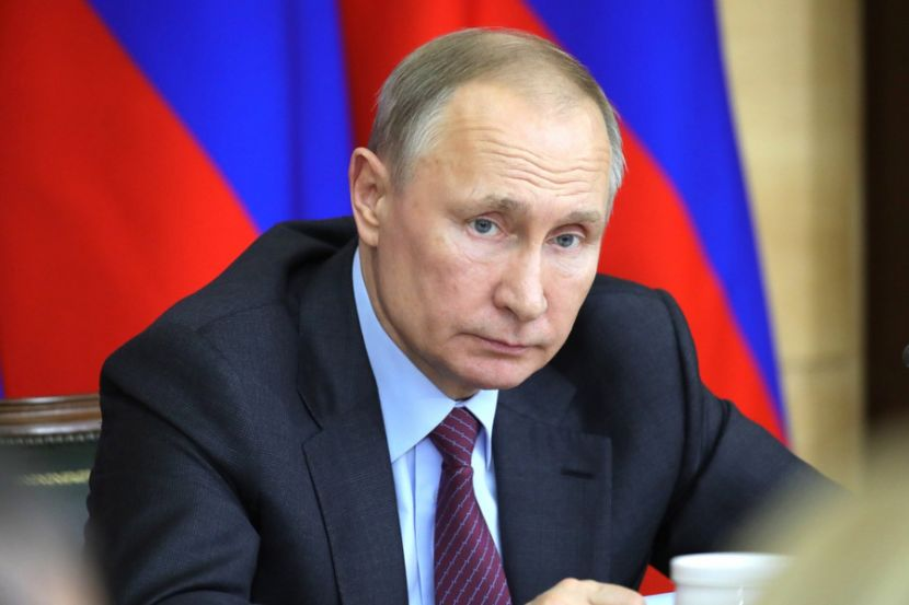Putin Is Not on «Social-distancing» Anymore