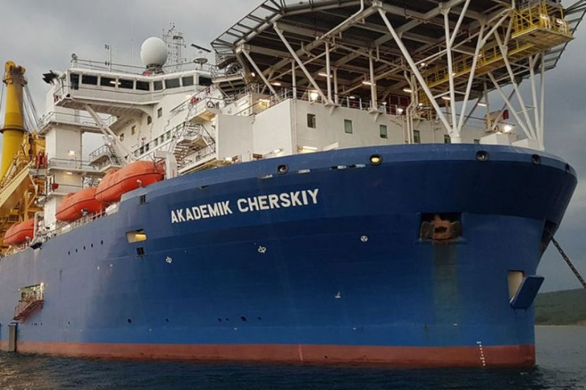 A Ship Capable to Complete the Construction of Nord Stream 2 Was Transferred to a New Owner