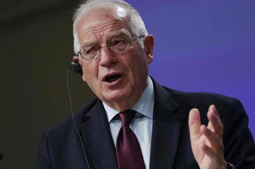 Borrell Declared Supporting the Right of Americans to Peaceful Protests