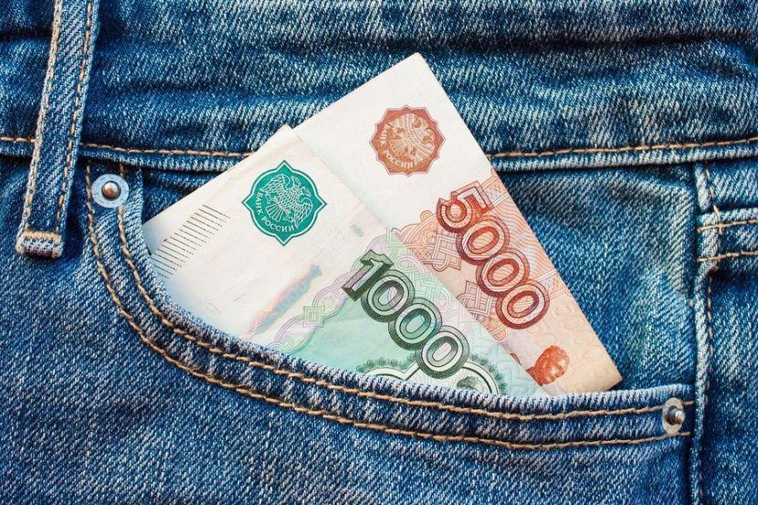 Часть жителей России пожаловались на снижение зарплат
