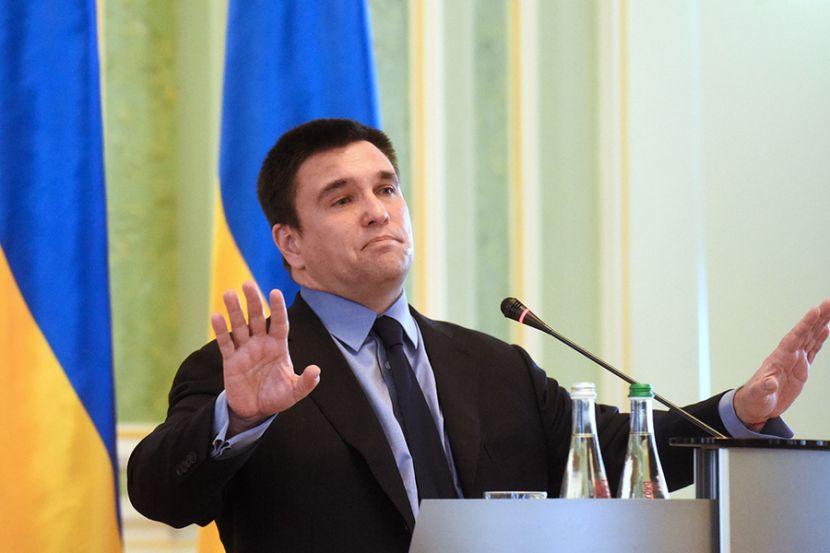 Климкин заявил о конце «национальной идеи» об освобождении Крыма