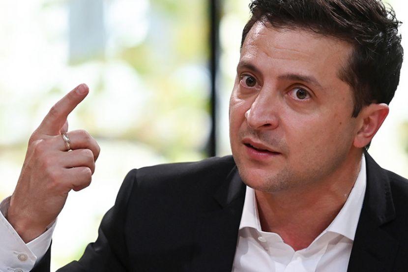 Президент Украины нарушил карантин