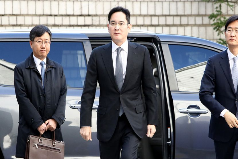 South Korea Requested a Warrant for the Arrest of Actual Head of Samsung