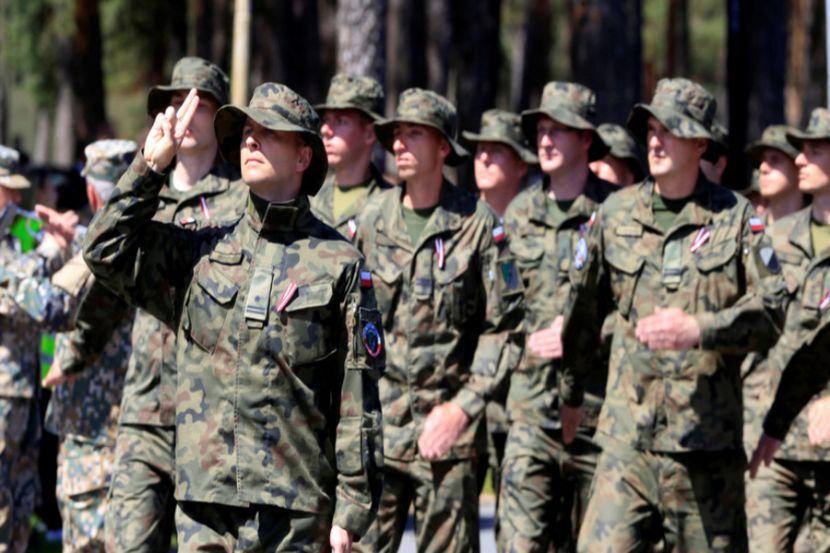 Defender-Europe 20 Plus Exercises Involving US Soldiers Begin in Poland