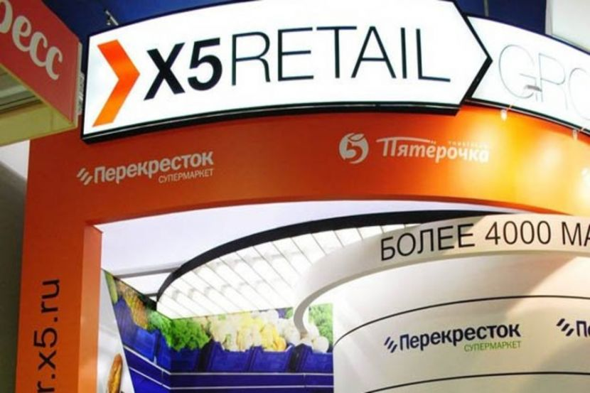 X5 Retail Group Online Sales Up 40% in May
