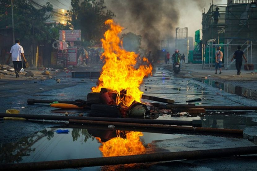 In Mexico, Protests because of Death of a Detainee Escalated into Riots