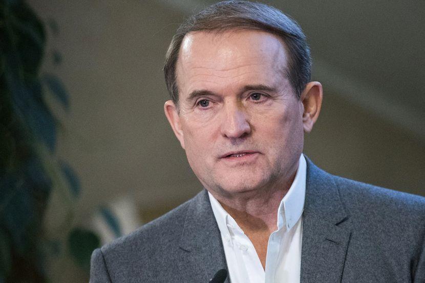 Медведчук потребовал отменить амнистию для участников «майдана»
