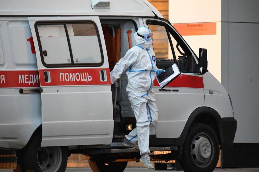 В Москве скончались 59 пациентов с коронавирусом