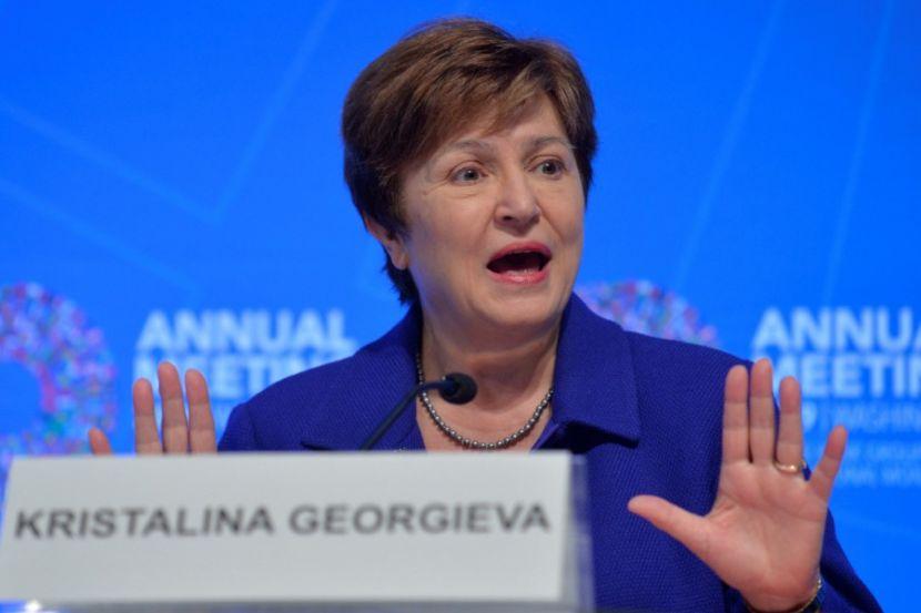 IMF Approved Granting Ukraine a Credit of 5 Billion Dollars
