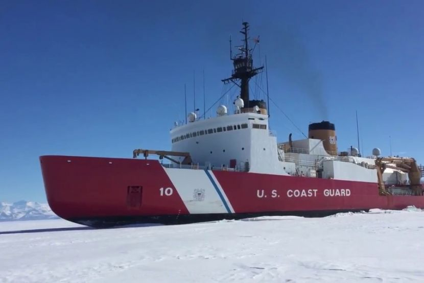 US President Ordered to Develop a Programme for Icebreakers' Acquisition