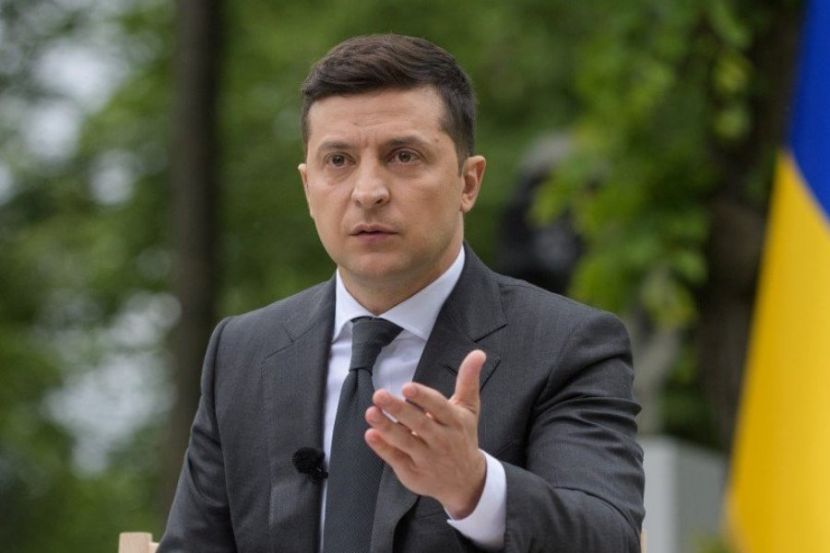 President of Ukraine Made a New Statement about Crimea and Donbass