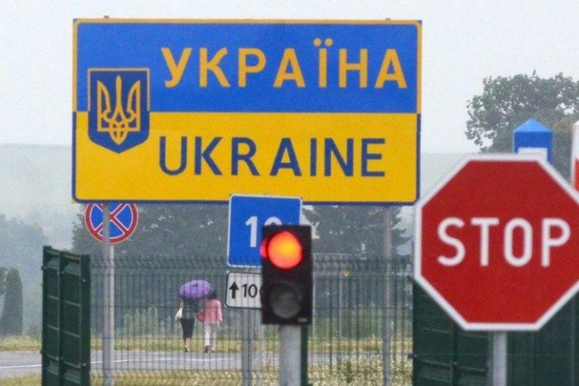 Украина сняла временный запрет на въезд для иностранцев