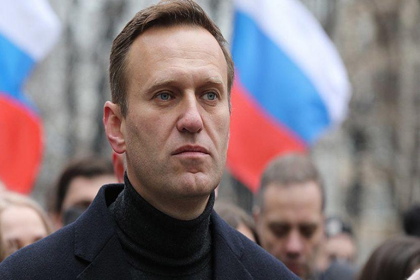 На Навального завели дело о клевете в адрес ветерана