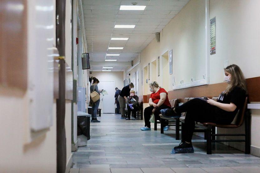 За минувшие сутки в России выявили 7 843 новых случая заражения коронавирусом