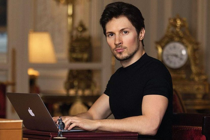 Pavel Durov Calls for an End to the Apple Monopoly