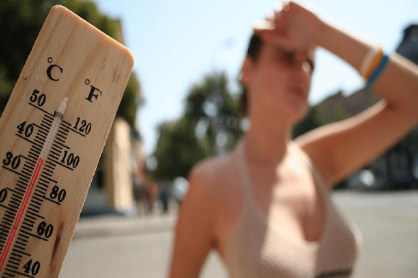 Температура воздуха в Москве побила рекорд 1975 года