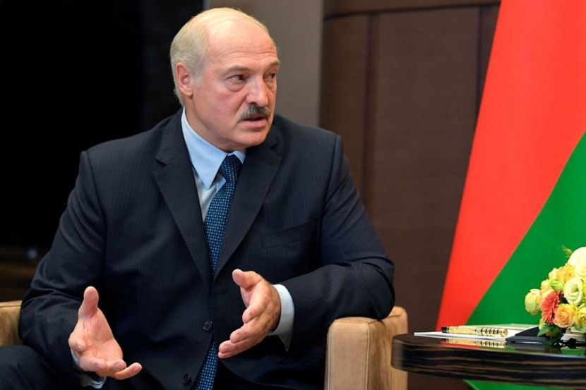 """Lukashenko Reported of Disruption of the Plan for Organizing """"Maidan"""" in Belarus"""