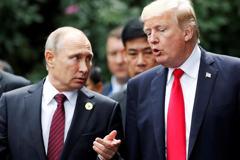 Песков: Путин не может играть Трампом, как на скрипке