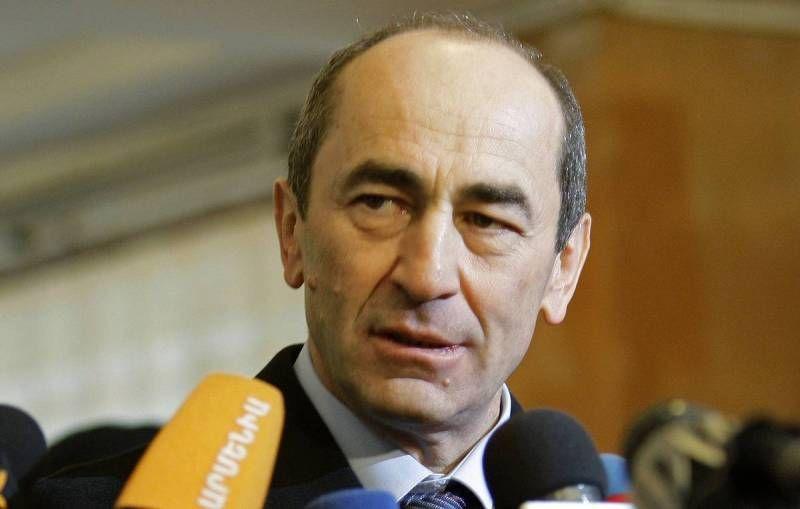 Более 4 млн долларов залога выплачено российским бизнесом за экс-президента Армении