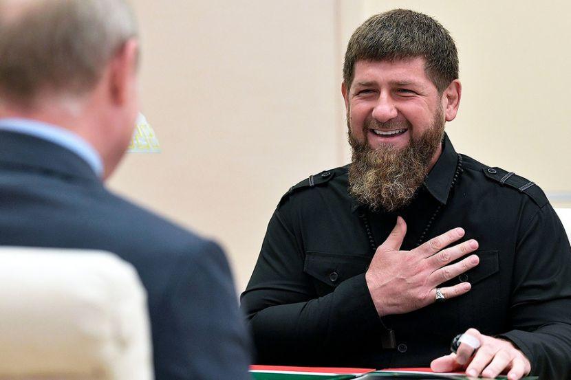Ramzan Kadyrov Said Putin Must Run for a New Term in 2024