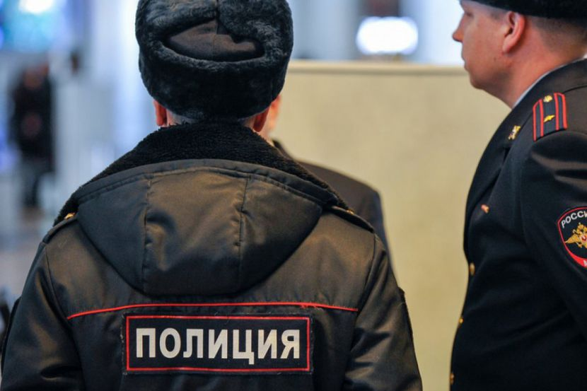 Russian Policeman Arrested for Treason