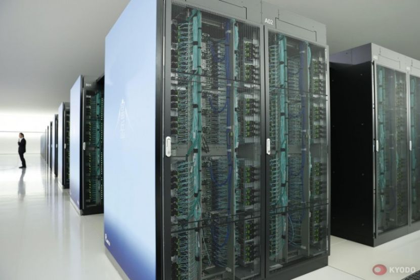 Japanese Supercomputer Fugaku Is Recognized as the Fastest in the World
