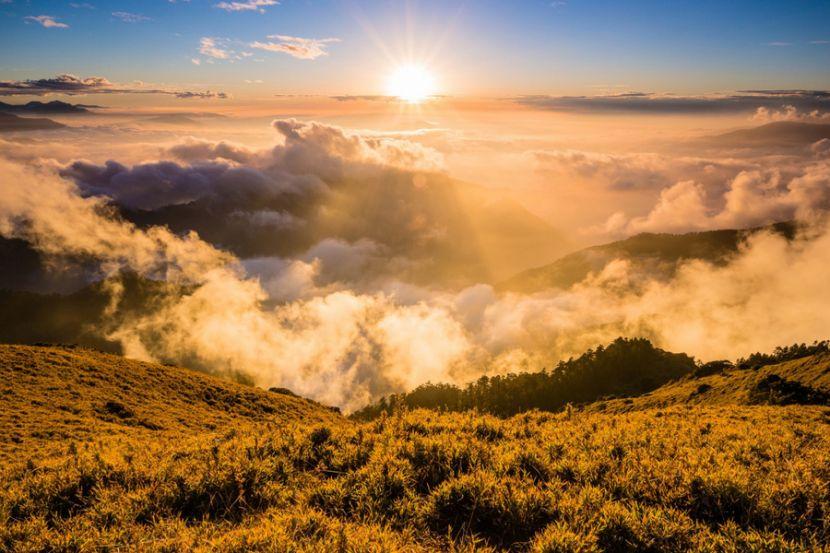В Гидрометцентре сообщили о повышении уровня солнечного излучения
