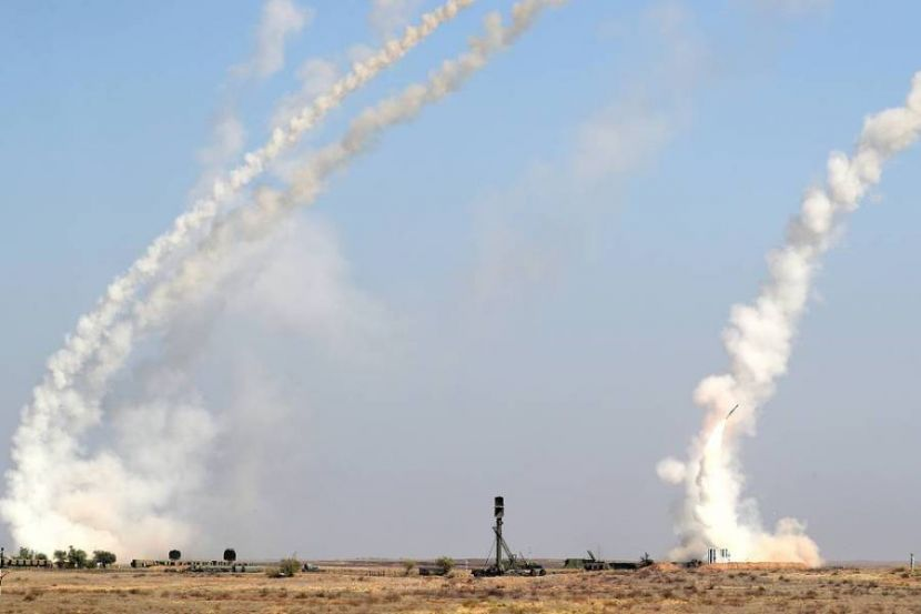 Syrian Air Defense Repelled a Missile Attack
