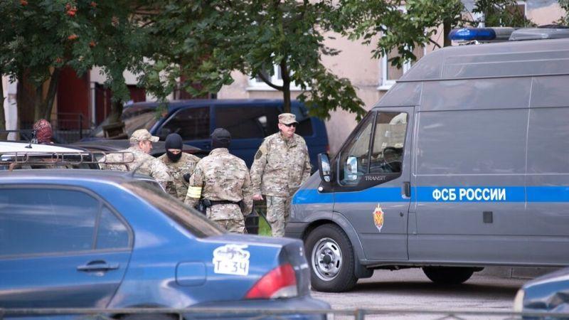 Солдат, задержанный ФСБ перед парадом Победы, не готовил теракт