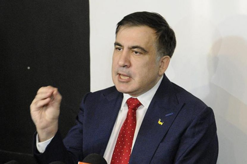 Saakashvili Spoke about the Superiority of Russia over Ukraine