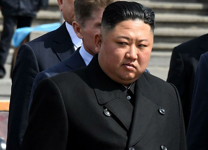 Japanese Minister Told about Suspicions about Kim Jong-un's Health
