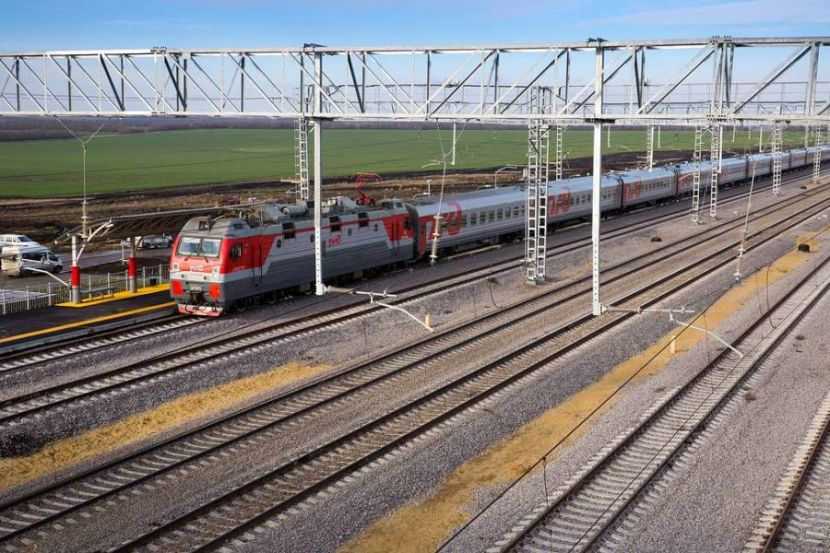 Russia May Open International Railway Routs in 2020