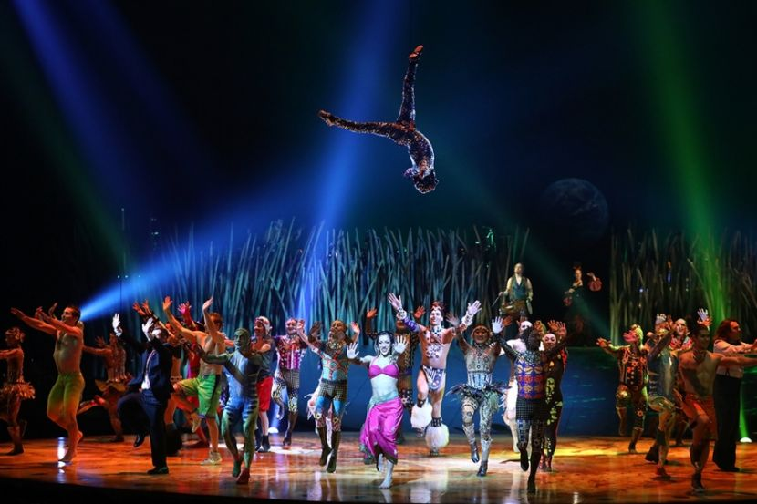 Cirque du Soleil Reported of Threat of Bankruptcy because of Pandemic