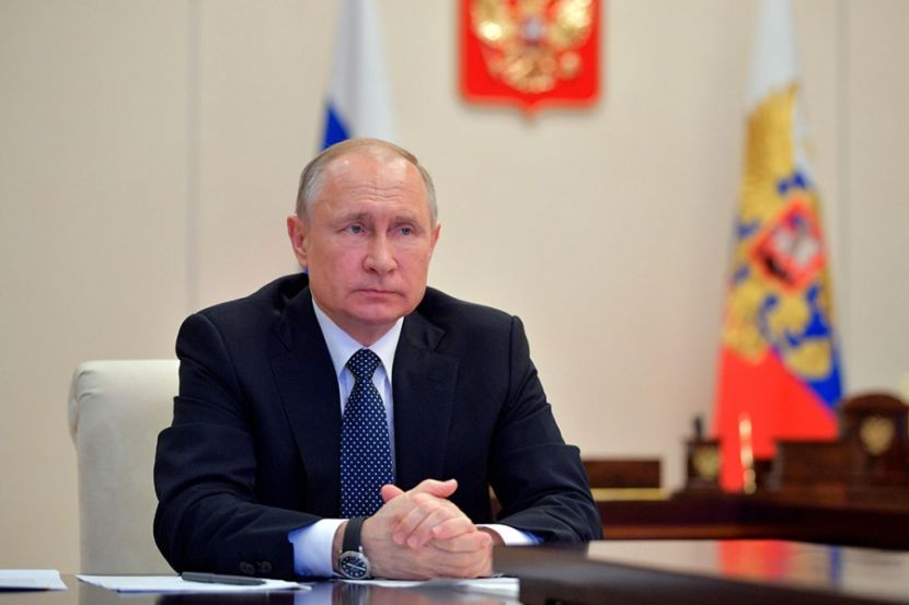 Putin Commented on American Sanctions against Syria