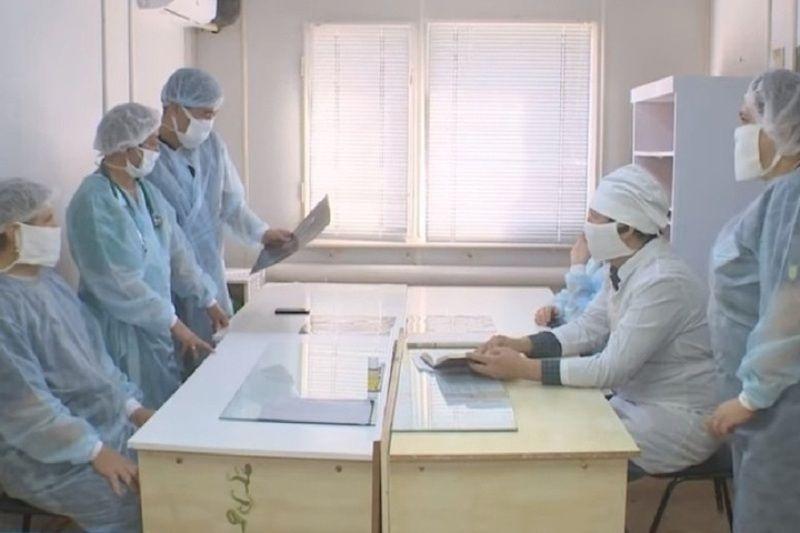 В психинтернате Калмыкии коронавирус выявили почти у 200 человек