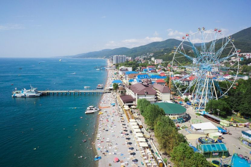 The Tourist Hiking Season Has Started in Sochi