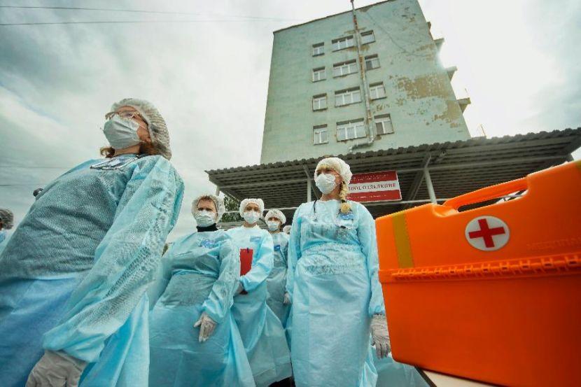 За сутки в России 176 человек умерли от коронавируса
