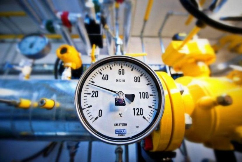 Gazprom Suspended Supplies through the Gas Pipeline Yamal–Europe