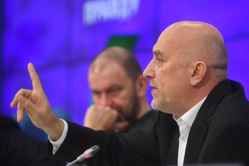 Russian Political Party Proposed to Hold a Referendum on the Accession of Donbass