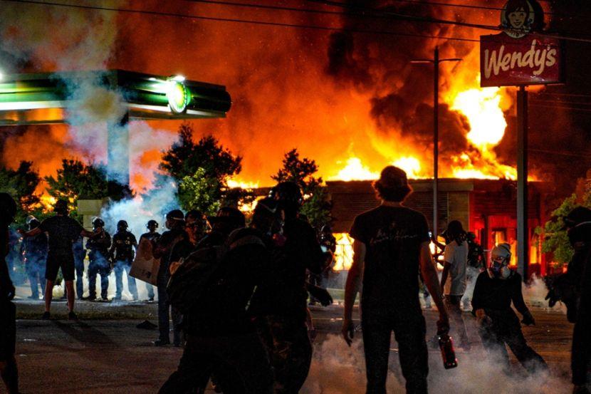 Georgia Governor Involved US National Guard due to Riots in Atlanta